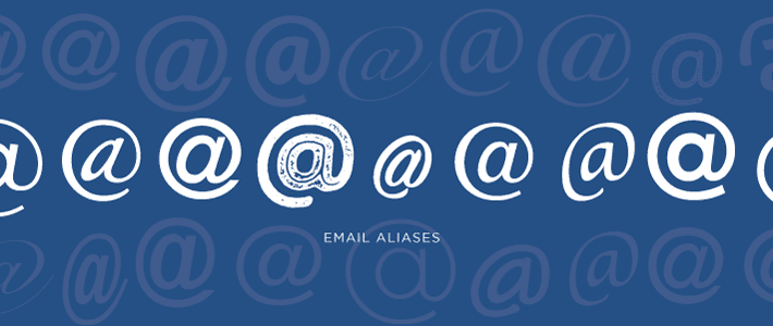 Email Alias Address To Avoid Spam