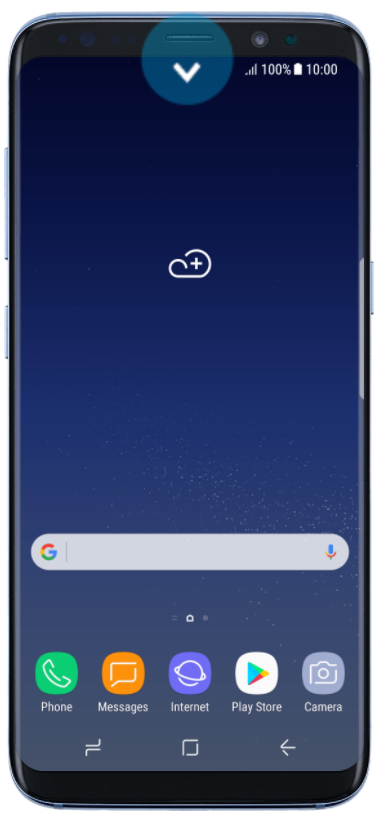 Set up Topmail Account on Samsung Galaxy S8 - Topmail Support